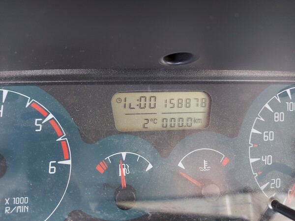 1#6257 Autovettura Nissan Terrano in vendita - foto 18