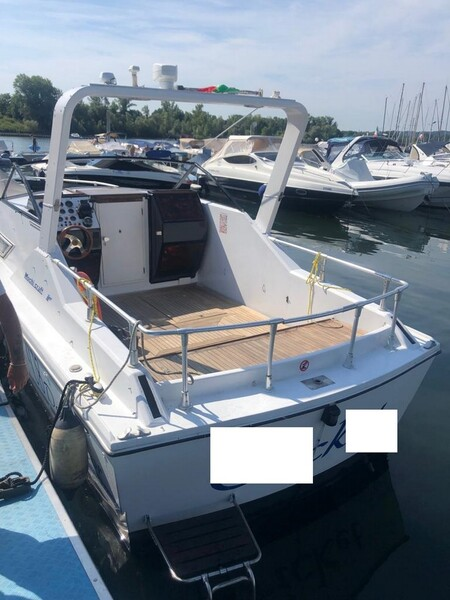1#6258 Imbarcazione a motore Mochi Craft in vendita - foto 4