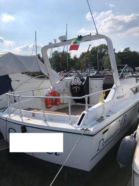1#6258 Imbarcazione a motore Mochi Craft in vendita - foto 5