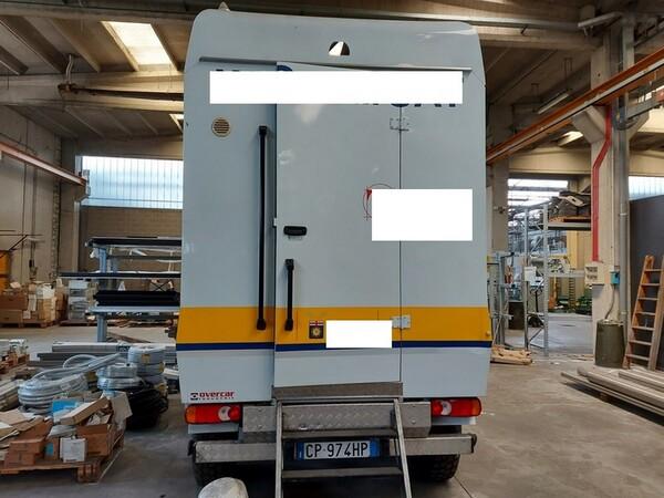 1#6259 Veicolo per telecomunicazioni Iveco in vendita - foto 4