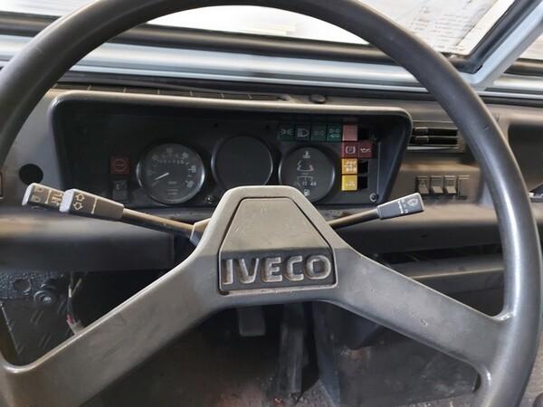 1#6259 Veicolo per telecomunicazioni Iveco in vendita - foto 12