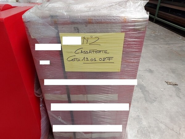 3#6259 Cassaforte Rapid Cash e cassette di sicurezza in vendita - foto 13