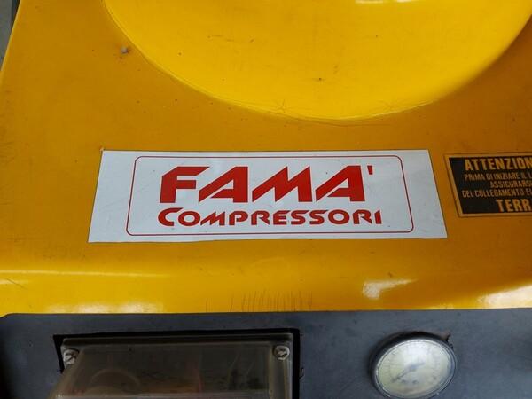 4#6259 Carrelli elevatori Cami e macchina tagliavetri Pellegrini in vendita - foto 12