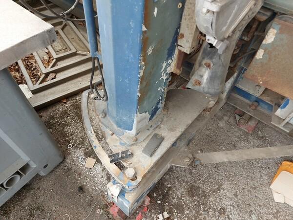 4#6259 Carrelli elevatori Cami e macchina tagliavetri Pellegrini in vendita - foto 36