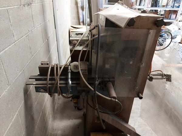 4#6259 Carrelli elevatori Cami e macchina tagliavetri Pellegrini in vendita - foto 47