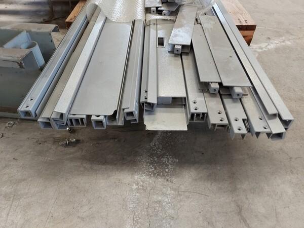 6#6259 Tubolari in alluminio e profili in vendita - foto 5