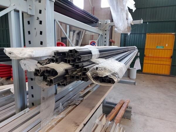 6#6259 Tubolari in alluminio e profili in vendita - foto 6