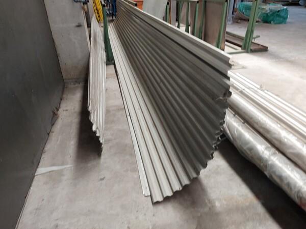 6#6259 Tubolari in alluminio e profili in vendita - foto 12