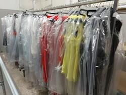 Stock di capi di abbigliamento - Lotto 1 (Asta 6261)