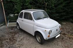 Automobile Fiat 500 - Lotto 0 (Asta 6266)