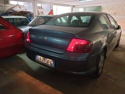 Autovettura  Peugeot 407 - Lotto 12 (Asta 6268)
