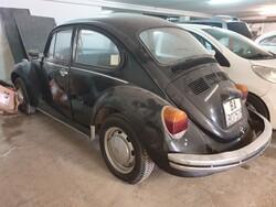 Autovettura  Maggiolino Volkswagen - Lotto 13 (Asta 6268)