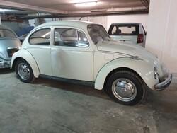 Autovettura  Maggiolino Volkswagen - Lotto 15 (Asta 6268)