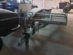 Trailer trolley for car trailer - Lot 18 (Auction 6268)