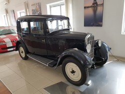 Autovettura d'epoca Peugeot 201 del 1933 - Lotto 19 (Asta 6268)