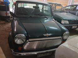 Rover Mini Cooper car - Lot 3 (Auction 6268)
