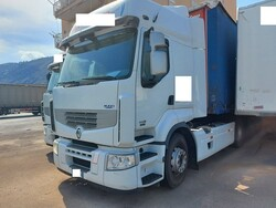 Renault Trucks tractor and Margaritelli Italia Spa semi trailer - Lot 10 (Auction 6269)
