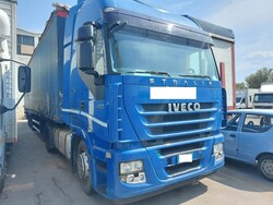 Iveco Magirus tractor and Margaritelli semitrailer - Lot 11 (Auction 6269)