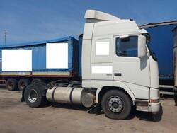 Volvo Truck tractor and Viberti semitrailer - Lot 2 (Auction 6269)