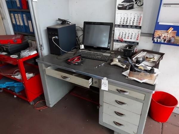 1#6270 Officina meccanica per autoveicoli in vendita - foto 23