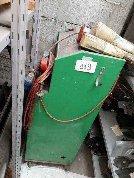 1#6270 Officina meccanica per autoveicoli in vendita - foto 256