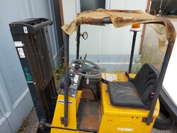 Forklift Ticino - Lot 2 (Auction 6270)
