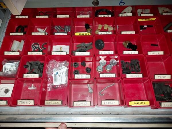 3#6270 Ricambi e accessori per autofficina in vendita - foto 25