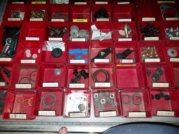3#6270 Ricambi e accessori per autofficina in vendita - foto 26