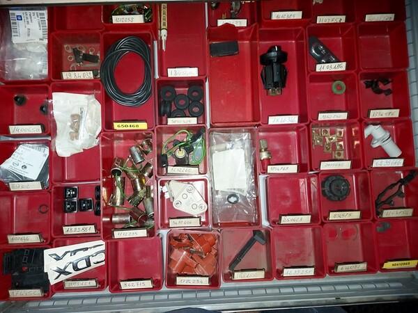 3#6270 Ricambi e accessori per autofficina in vendita - foto 30