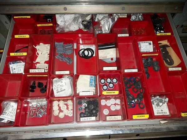 3#6270 Ricambi e accessori per autofficina in vendita - foto 32