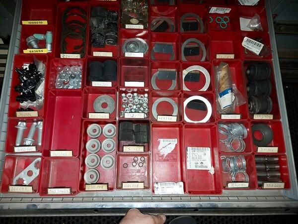 3#6270 Ricambi e accessori per autofficina in vendita - foto 33