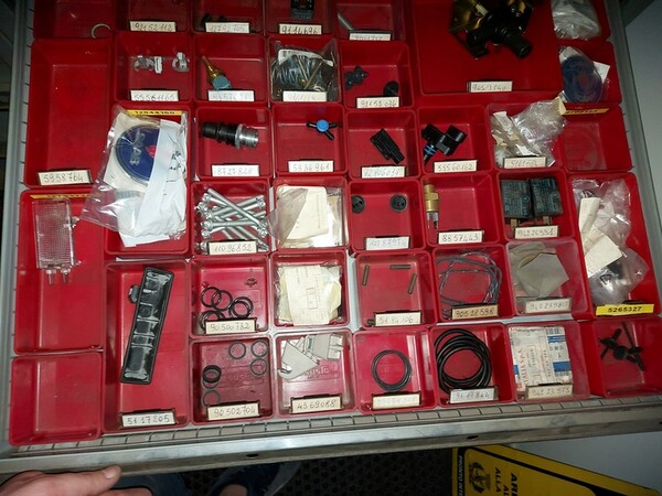 3#6270 Ricambi e accessori per autofficina in vendita - foto 39