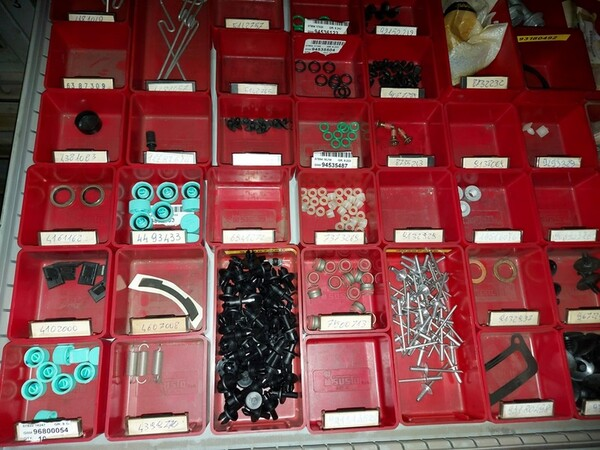 3#6270 Ricambi e accessori per autofficina in vendita - foto 40