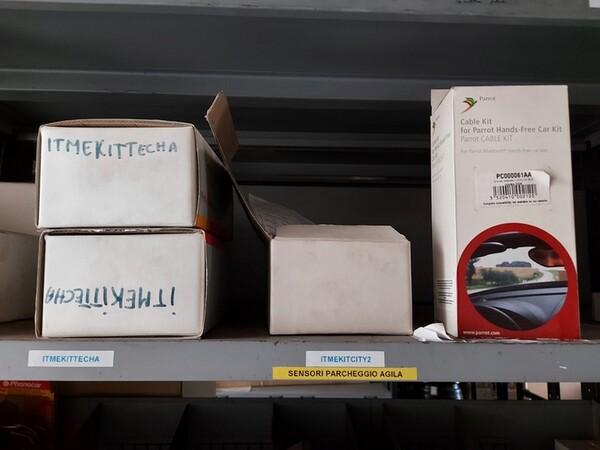 3#6270 Ricambi e accessori per autofficina in vendita - foto 79