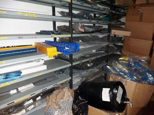 3#6270 Ricambi e accessori per autofficina in vendita - foto 101