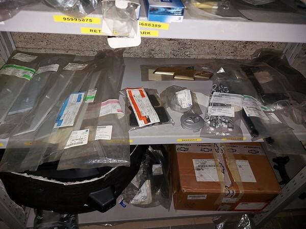 3#6270 Ricambi e accessori per autofficina in vendita - foto 110