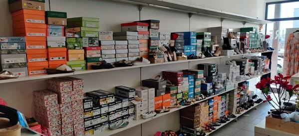 1#6272 Arredamento negozio scarpe in vendita - foto 3