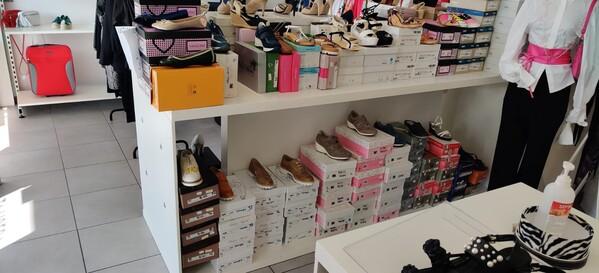 1#6272 Arredamento negozio scarpe in vendita - foto 13