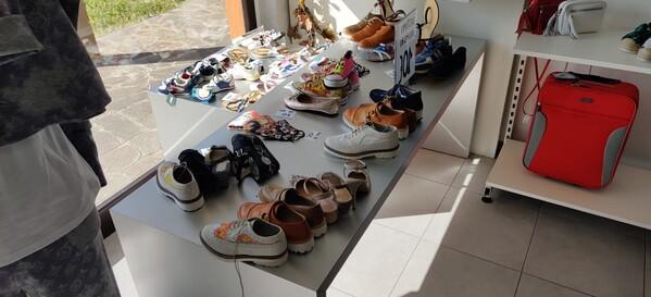 1#6272 Arredamento negozio scarpe in vendita - foto 16