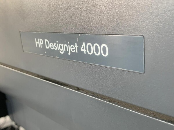 10#6272 Plotter Hp Designjet in vendita - foto 11