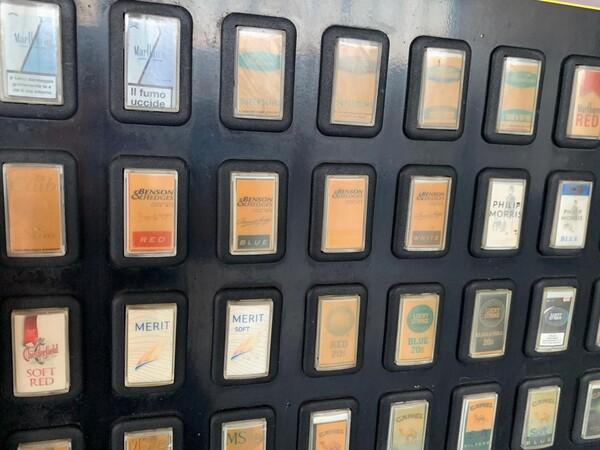 8#6272 Distributore automatico sigarette Marilyn in vendita - foto 6