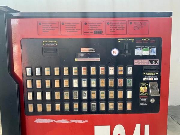 8#6272 Distributore automatico sigarette Marilyn in vendita - foto 11