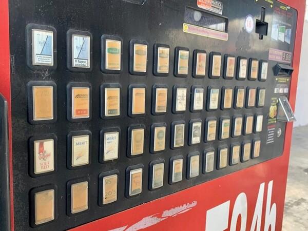 8#6272 Distributore automatico sigarette Marilyn in vendita - foto 13