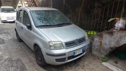 Fiat Panda car - Lot 0 (Auction 6276)