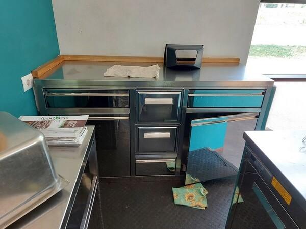 1#6278 Bancone bar con attrezzature in vendita - foto 5