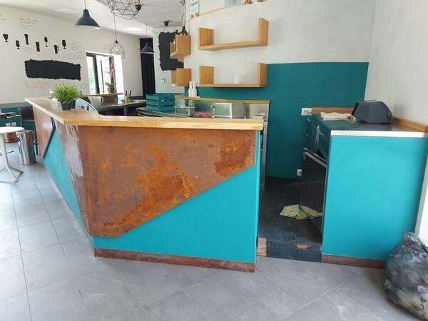 1#6278 Bancone bar con attrezzature in vendita - foto 6