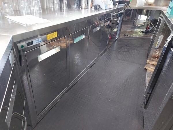 1#6278 Bancone bar con attrezzature in vendita - foto 8