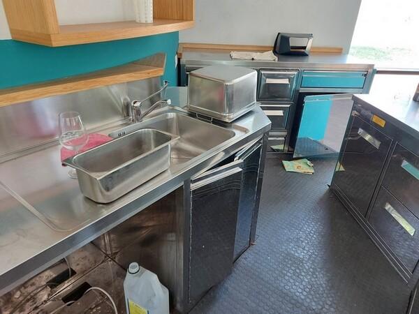 1#6278 Bancone bar con attrezzature in vendita - foto 9
