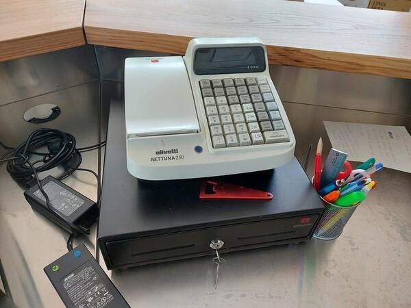 1#6278 Bancone bar con attrezzature in vendita - foto 13