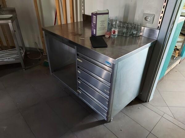 1#6278 Bancone bar con attrezzature in vendita - foto 17